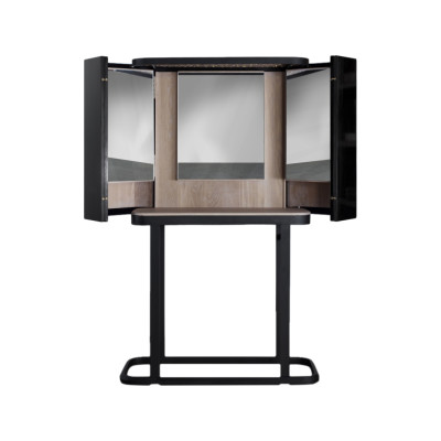 The Narcissist Dressing Table with Stool
