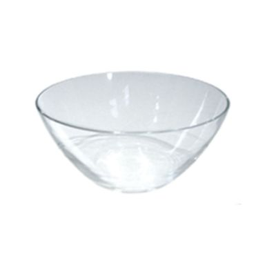 The White Snow Glass - Salad Bowl 26.5