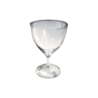 The White Snow - Red Wine Glass Set of 6 Glass