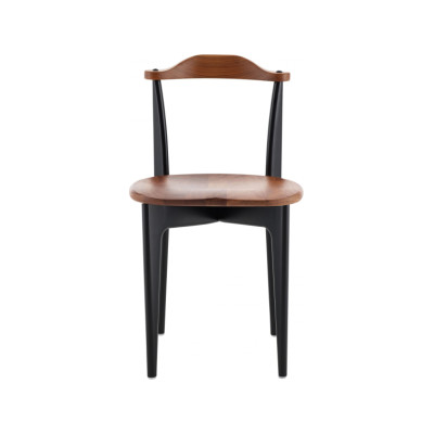 Thema Chair Walnut Natural Lacquer