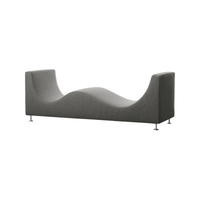Three Sofa without Backrest Trame A210