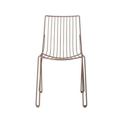 Tio Chair Pale Brown - RAL 8025