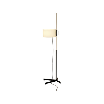 TMC Floor Lamp Black