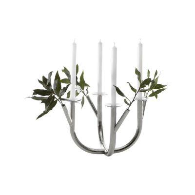 Together Candleholder Steel