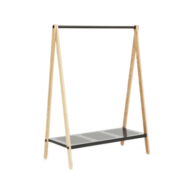 Toj Clothes Rack Grey, Large