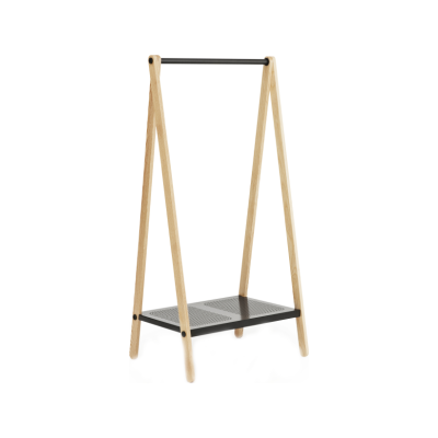 Toj Clothes Rack Grey, Small