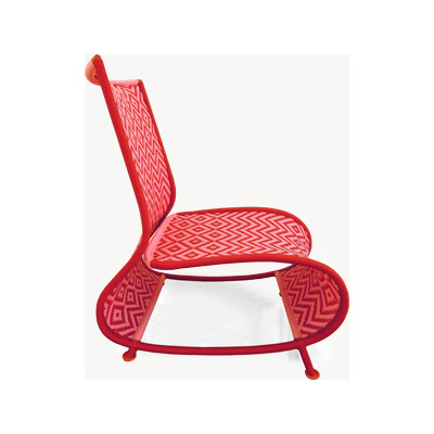 Toogou Chair Rouge - Rose