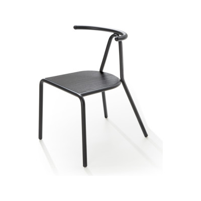 Toro Chair Black