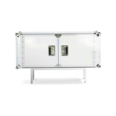 Total Flightcase Sideboard 120 - New White