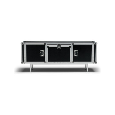 Total Flightcase Sideboard 180 - New White