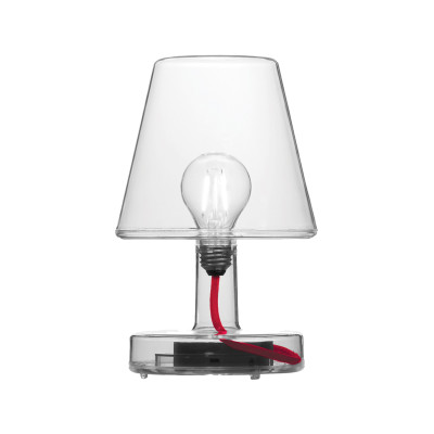 Transloetje Table Lamp Transparent