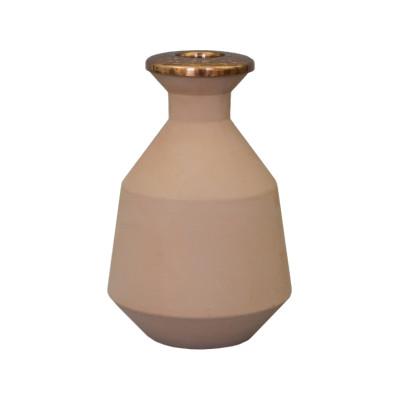 Tunisia Made Small Vase Copper