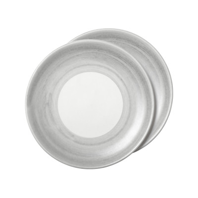 Turnì Plates Grey, Large