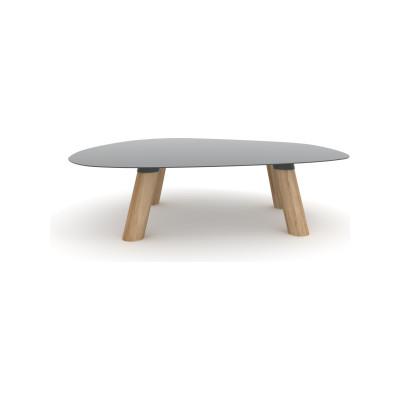Turtle Table Medium Dark Grey