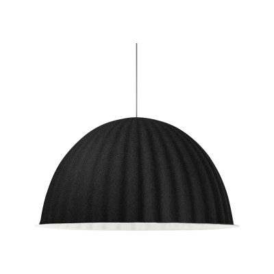 Under The Bell Pendant Lamp Black