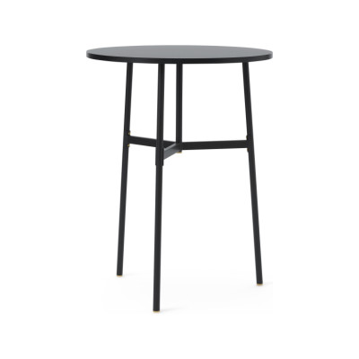 Union High Table Black, 105.5