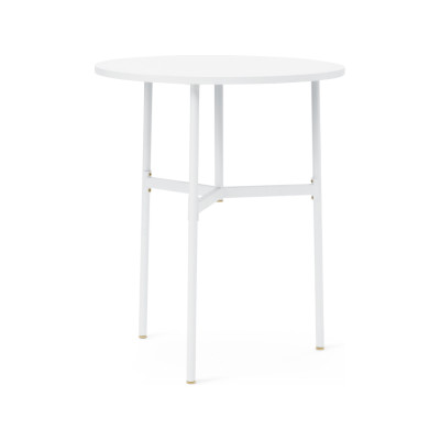 Union High Table White, 95.5