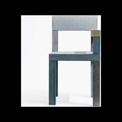 Untitled (Concrete Chair)