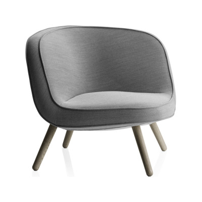Via57 Lounge Chair - Fritz Hansen Selection Steelcut Trio 2 124