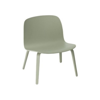 Visu Lounge Chair Dusty Green