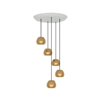 Void Mini Round Pendant Systm Copper
