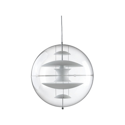VP Globe Glass Pendant Light 50cm