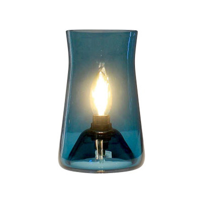 Waisted Table Lamp Teal