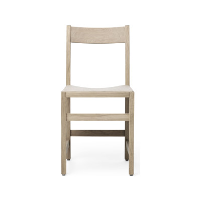 Waiter Chair White Oiled Oak