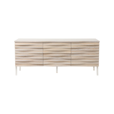 Wave Sideboard Limed oak