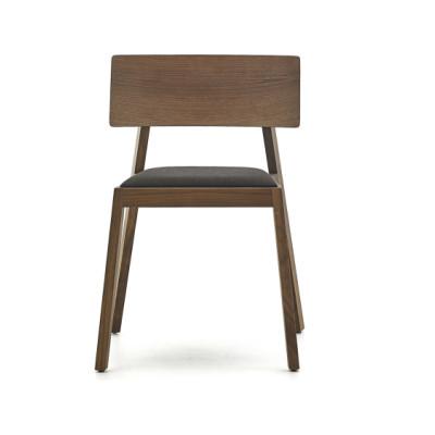 Whiskey Dining Chair - Set of 2 Super-Matt Oak, Valencia Amethyst
