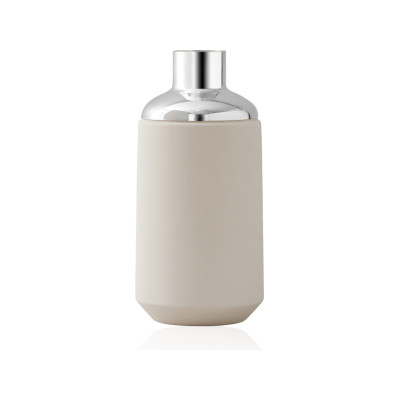 White Drinking Container White Drinking Container
