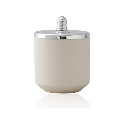 White Small Jar White Small Jar