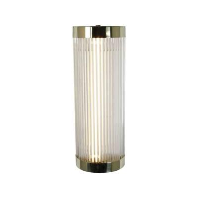Wide Pillar Light 7210 (LED) Polished Brass, 40