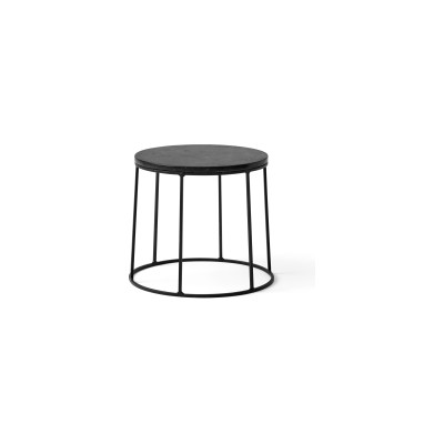 Wire Outdoor Base - Set of 4 202, Black