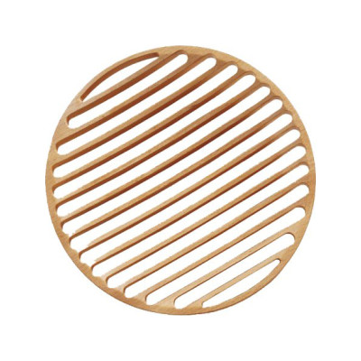 Wooden Tray Single Bleached Ash