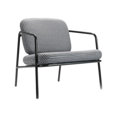 Working Girl Lounge Chair Ingleston Amazon, Raw Steel