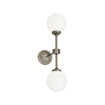 Yaounde Wall Light Satin Brass