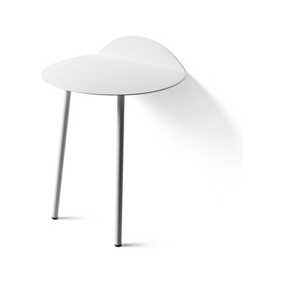 Yeh Wall Table White, Low