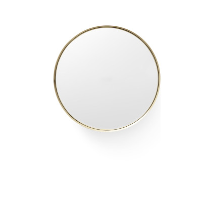 Darkly Mirror Brushed Brass, M