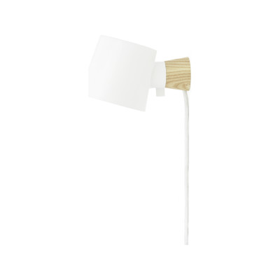 Rise Wall Lamp White