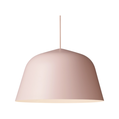Ambit Large Pendant Lamp Rose
