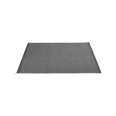 Ply Rug Dark Grey