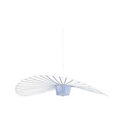 Vertigo Pendant Light Light Blue, Large