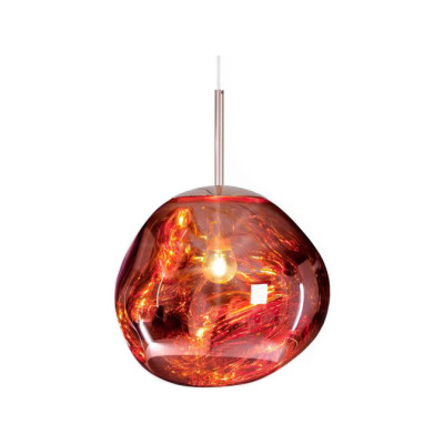 Melt Mini Pendant Light Copper
