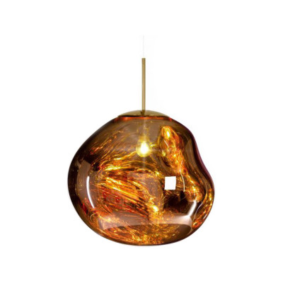 Melt Pendant Light Gold