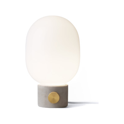 JWDA Table Lamp Light Grey Brass