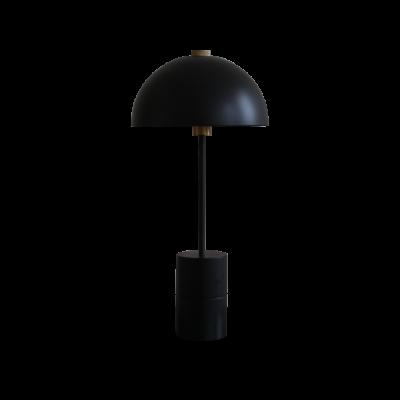 Studio Table Lamp, Brass Details
