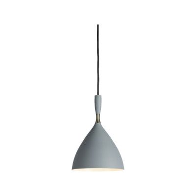 Dokka Pendant Light Light Grey