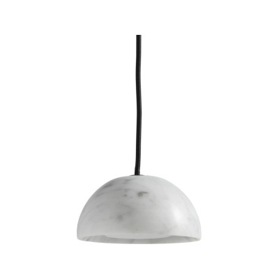 Marble Pendant Light White
