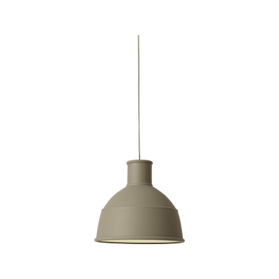 Unfold Pendant Light Olive